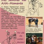 Das Seminar der AHA- Momente